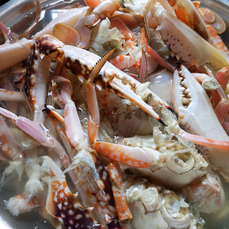 What to do with Crabs?