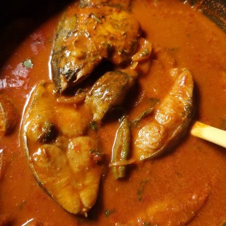 Coastal cuisine, Surmai Curry