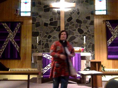 Wednesday, March 15 -  mini Midweek Lenten worship