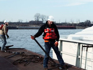 When Deckhands or Shore-Side Workers Go Missing - February 2020