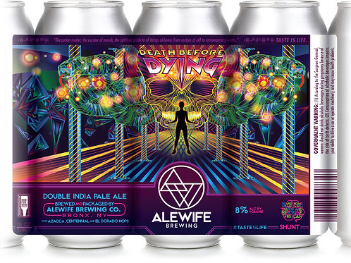 Death Before Dying - DIPA - 4pk - 16oz