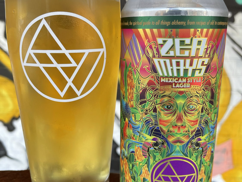 Zea Mays, a Mexican-Style Lager