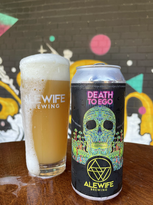 Double Dry Hopped Death To Ego 6/30/21
