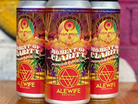 Equilibrium Brewing Collaboration - Moment Of Clarity