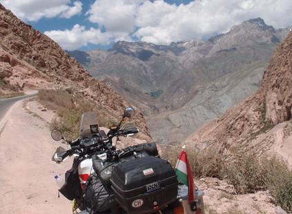 Június 17-20 Üzbegisztán, Tádzsikisztán