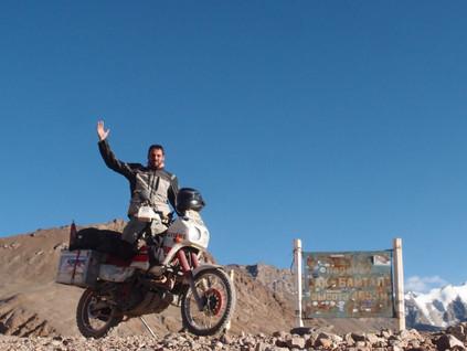 Június 21-27 Pamir Highway