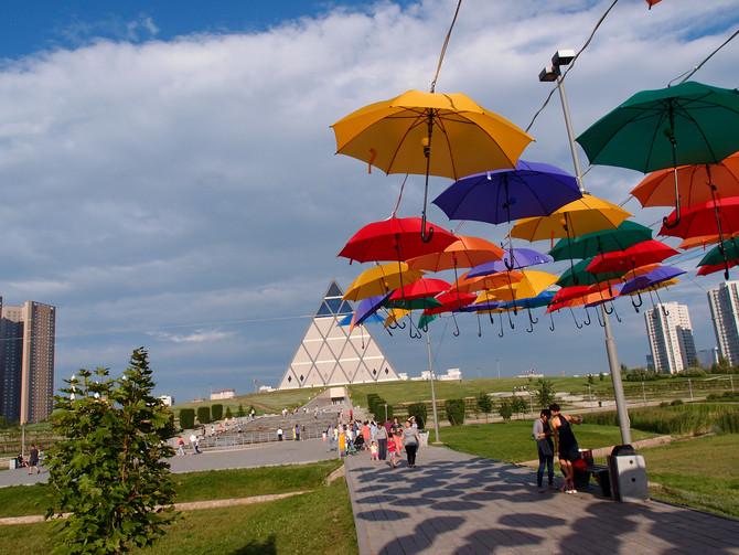 Július 6-12 Almaty - Novoszibirszk