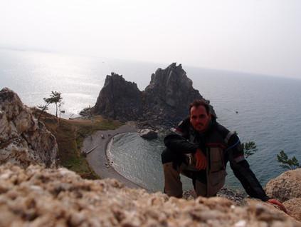 Július 25 - augusztus 2.  Ulánbátor  és a Bajkál.