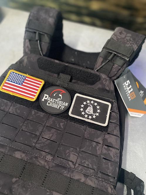 5.11 Tactical Weight Vest (20lbs) Raffle Ticket