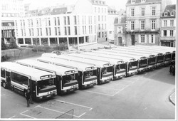 Inauguration 15/04/1985