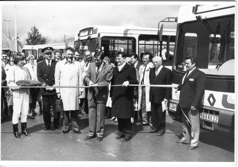 Inauguration 15/04/198