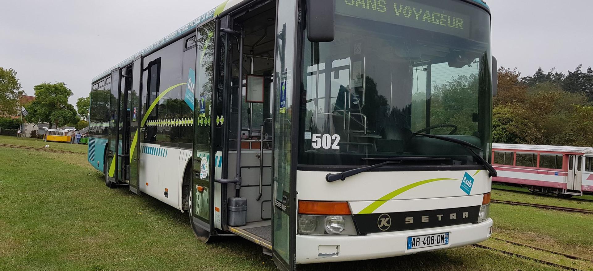 Le Setra S 315 NF n°502