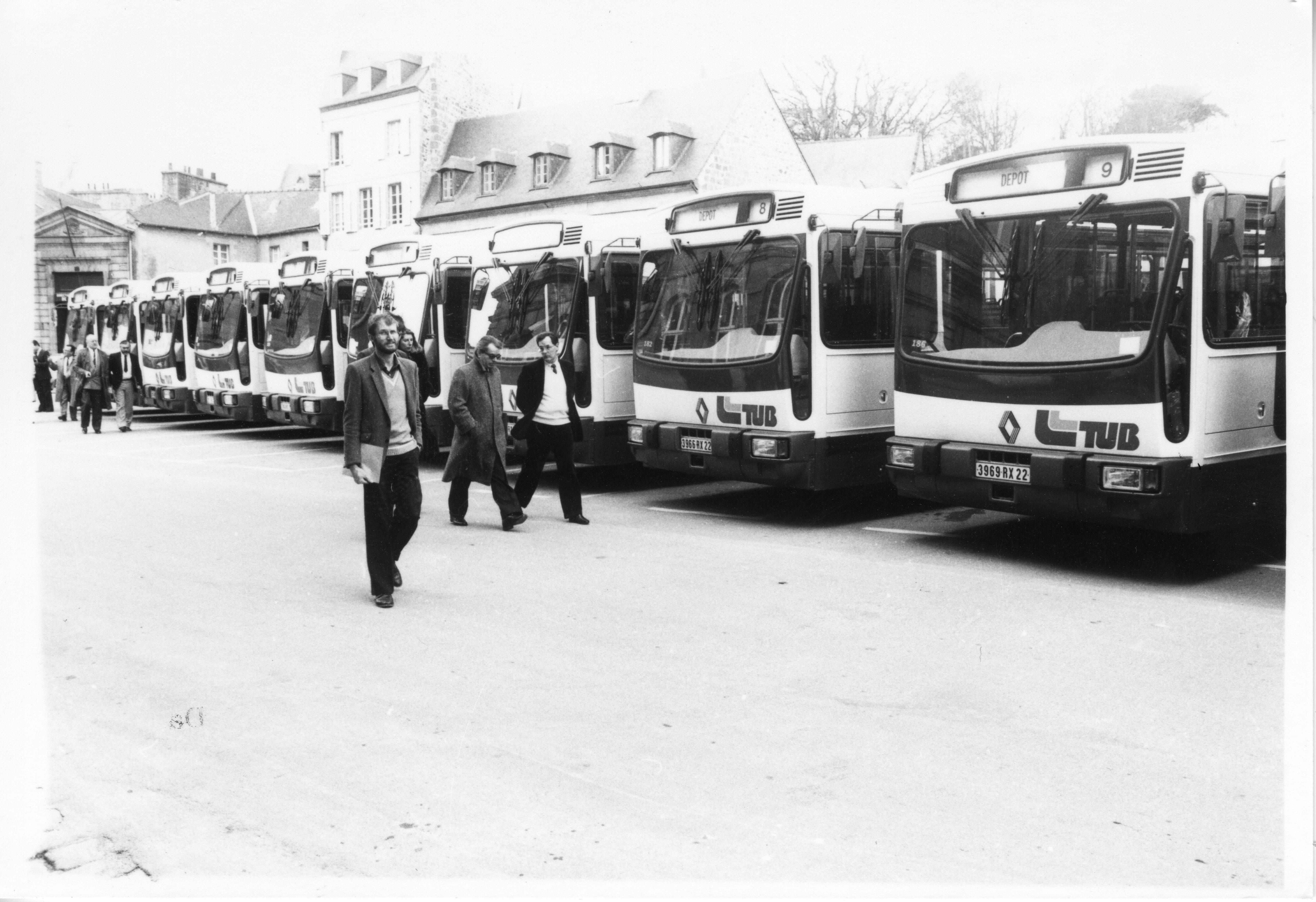 Inauguration 15/04/1986 Fi 12022