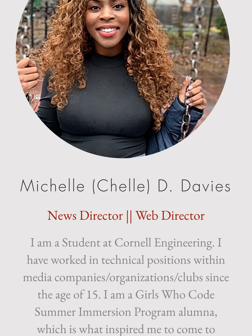 Executive Profile Cards - Mobile