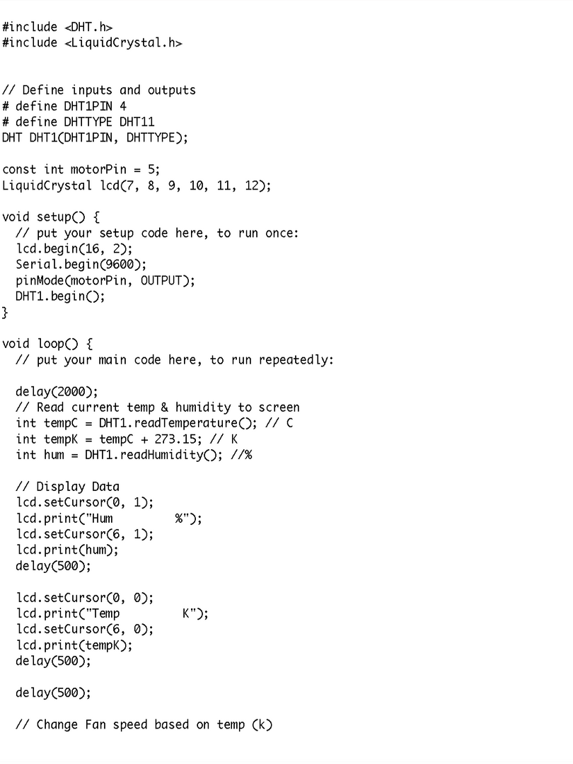My Code, Page 1