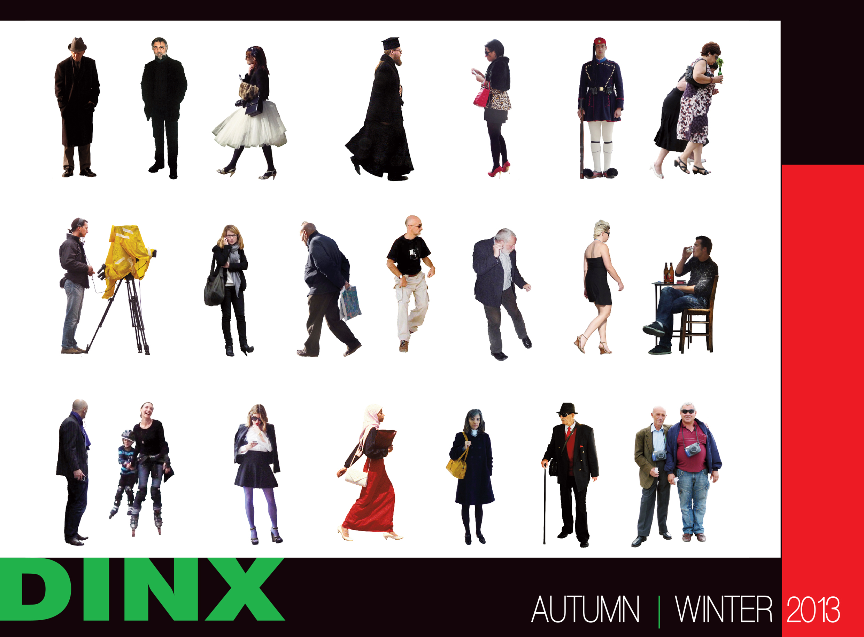DINX - AUTUMN 2013
