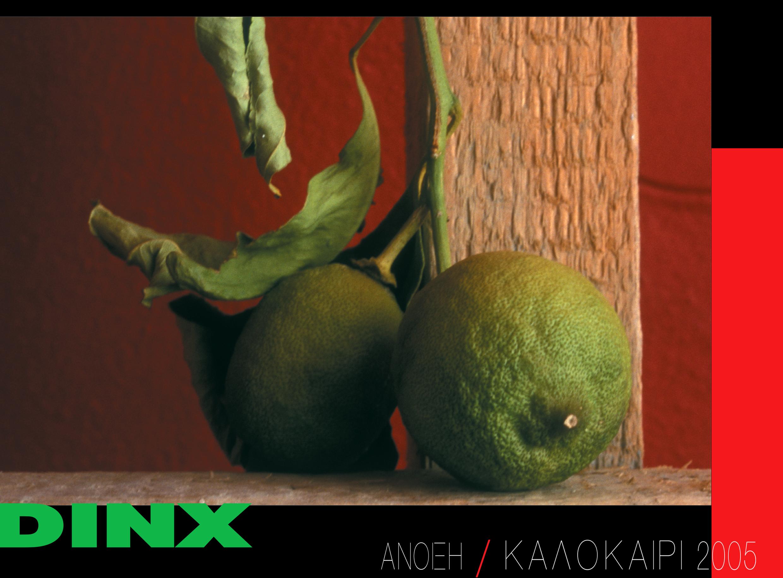 DINX - SPRING 2005