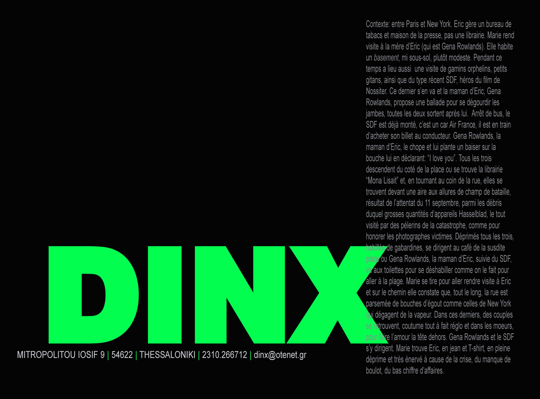DINX - BAG