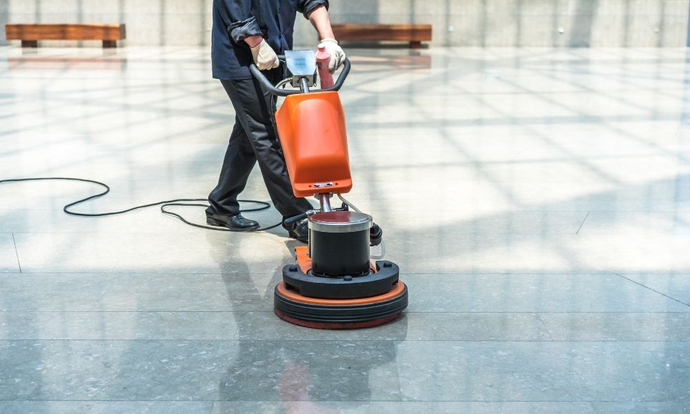 What To Know Before Acid Staining Concrete Floors