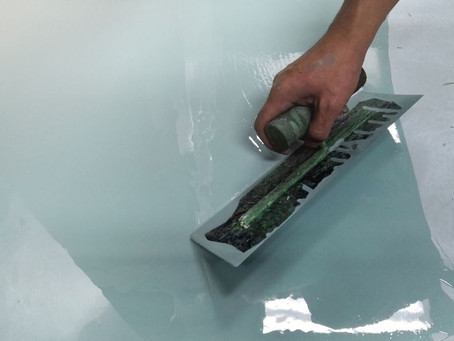 The Different Types of Concrete Coatings