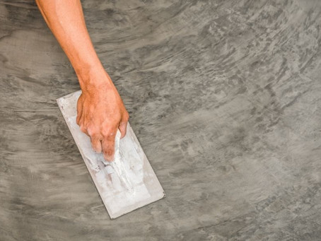 What To Know Before Staining Concrete Floors