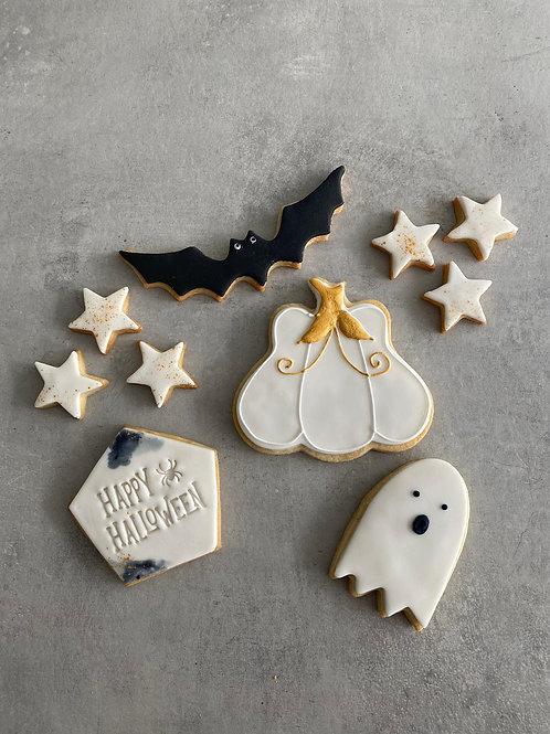 The Halloween Biscuit Box