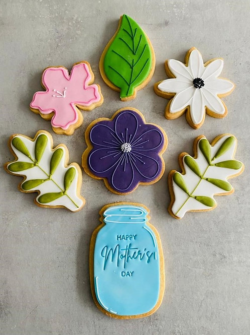 Mother's Day Biscuit Blooms