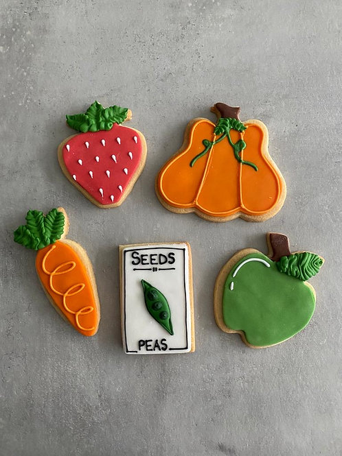 The 'Fruit and Veg Biscuit' Box