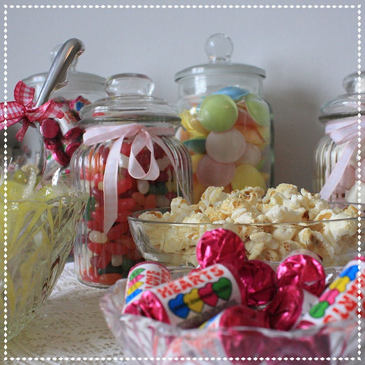 Teacups_and_Tandems_Buckinghamshire_Wedding_Events_Props_Glassware_Jars_Sweets_Vintage