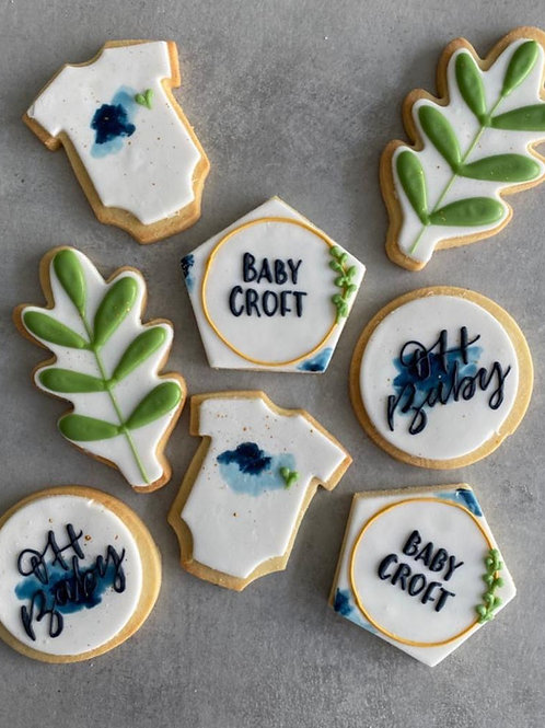 The 'Botanical Baby Biscuit' Box