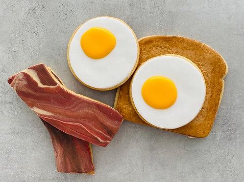 'Breakfast in Bed' Biscuit Box