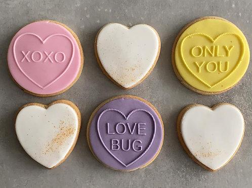 The 'Love Hearts' Box