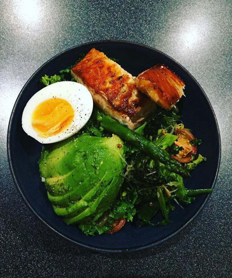 Superfood Salmon Bowl