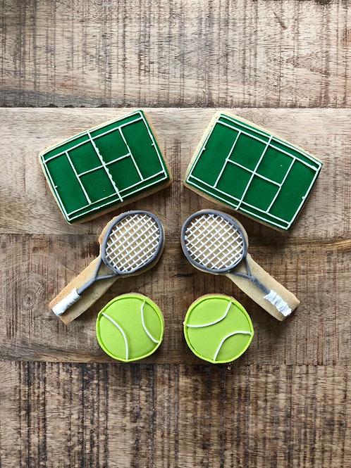 'Game, Set, Match'