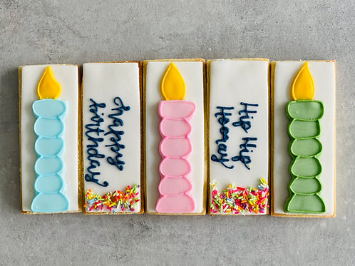 The 'Birthday Candle' Box