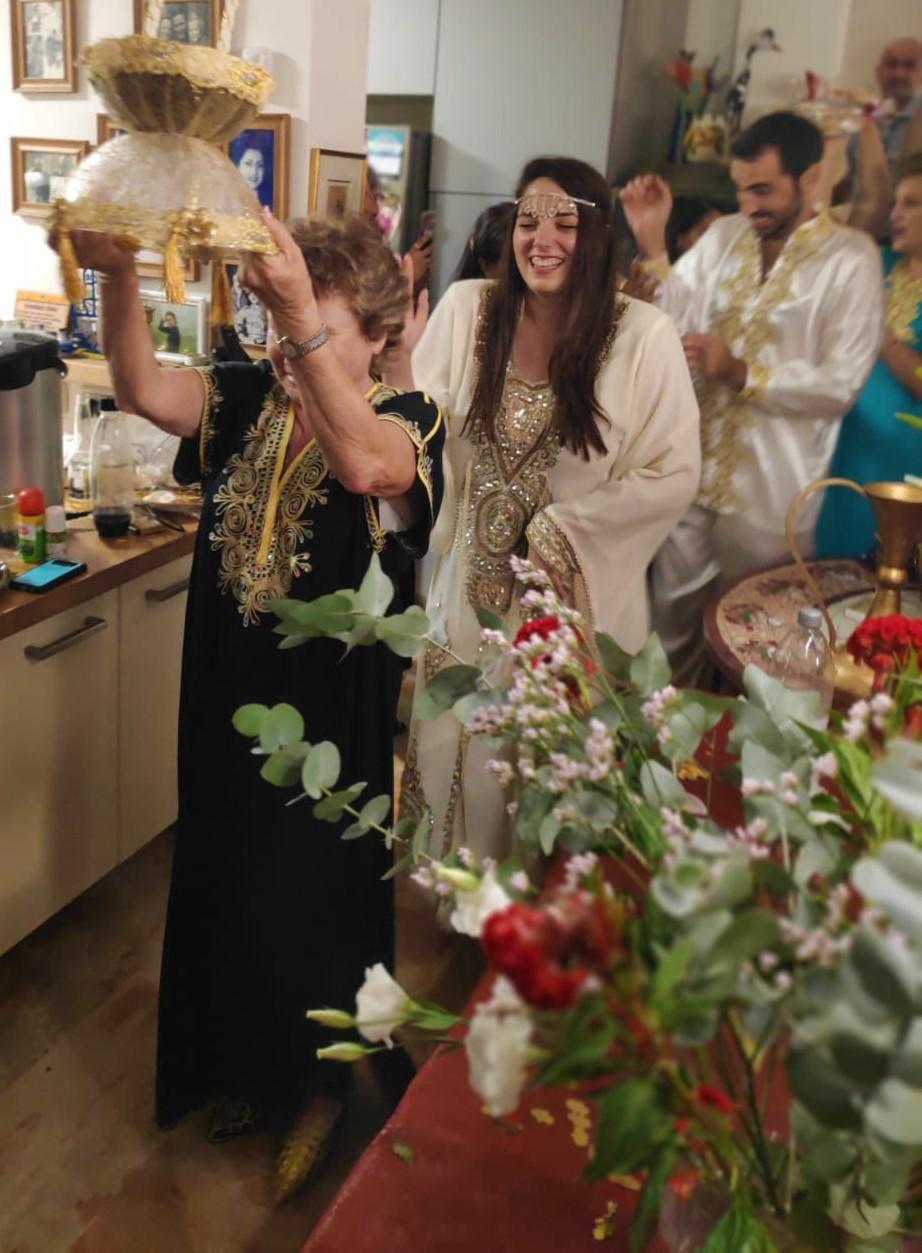 מסיבת מקווה עם מיה טולדנו