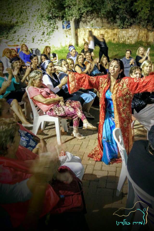 ערב נשים מקורי מיה טולדנו