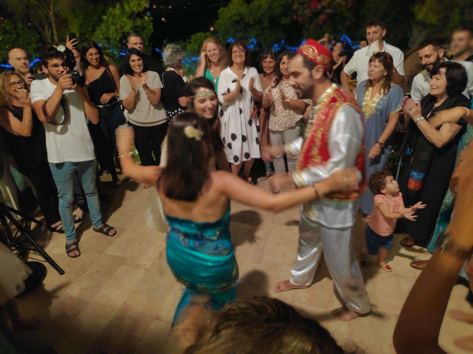 ערב נשים במקווה עם מיה טולדנו