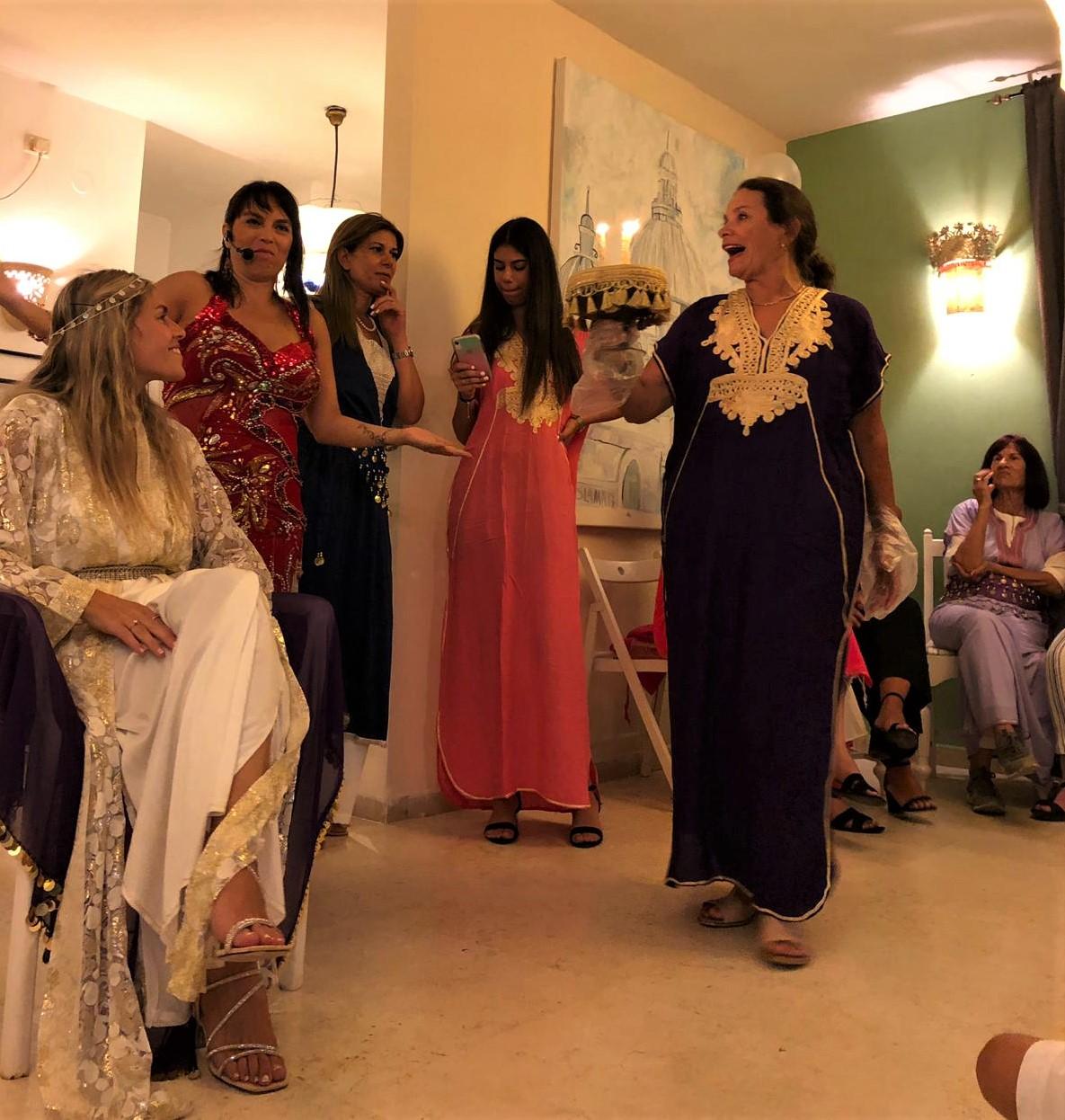 ערב נשים עם מיה טולדנו