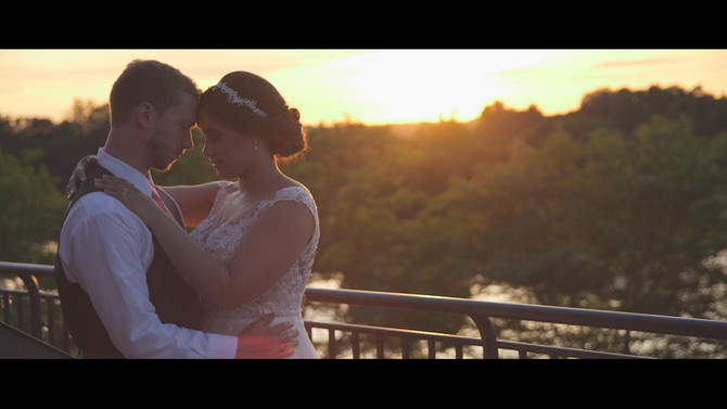 Kali & Jesse, a Cardinal Golf Club wedding video