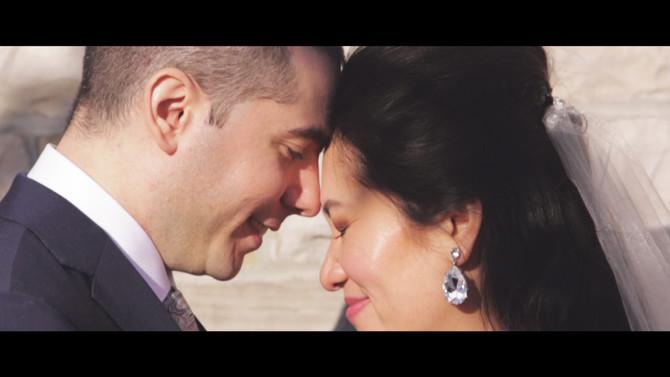 Melanie & Onorio, a Paradise Banquet Hall wedding