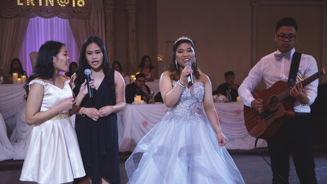 Erin's 18th birthday, a Paradise Banquet Hall event