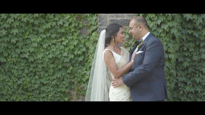 Sabina & Johann, a York Mills Gallery wedding highlights