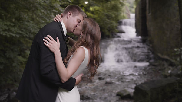 Bride and Groom by the falls.jpg