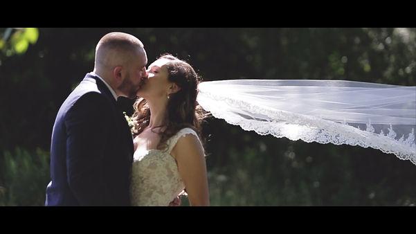 """Finally Mr & Mrs Ferracane"""