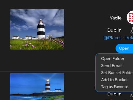 The Yadle Desktop App