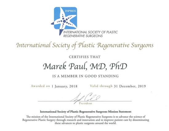 ISPRS Membership