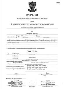 PhD Diploma
