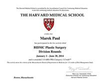 Harvard Medical School 2014