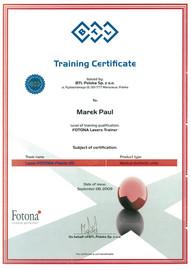 Er-Yag Laser Trainee Qualification